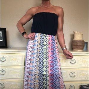 Lily Rose Summer Dress XL